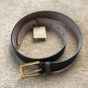 NWT Burberry belt
